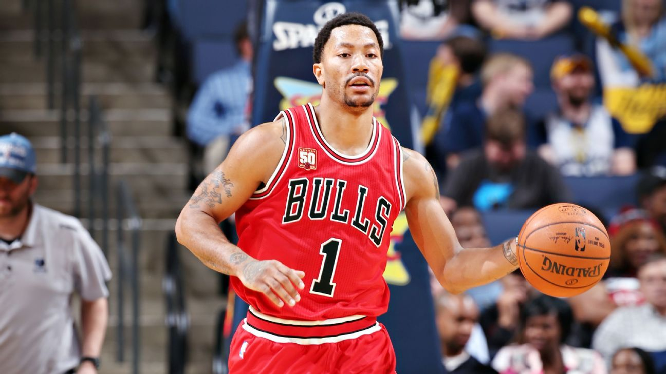 6273b1370835 New York Knicks to acquire Derrick Rose from Chicago Bulls
