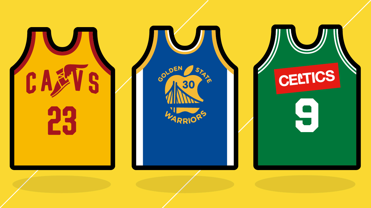 8bc67508ce9 An in-depth look at NBA jerseys with full advertising