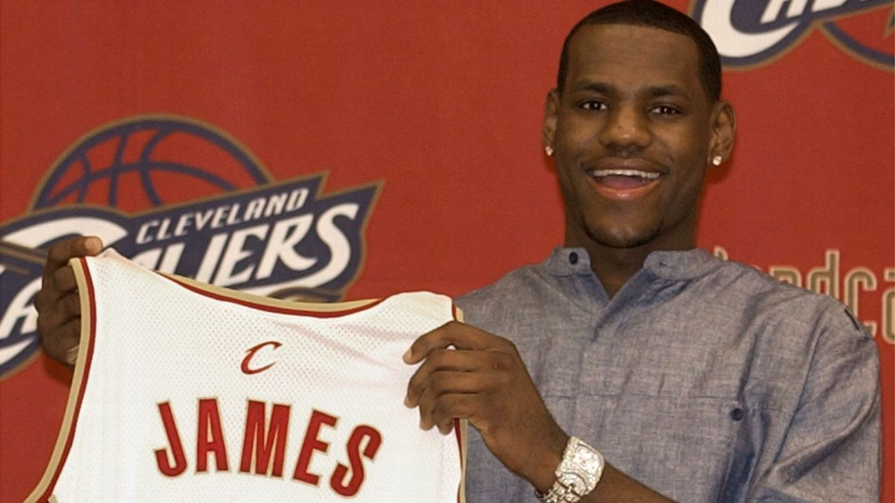Lebron James Rookie Card Goes For Record 1 8m At Auction
