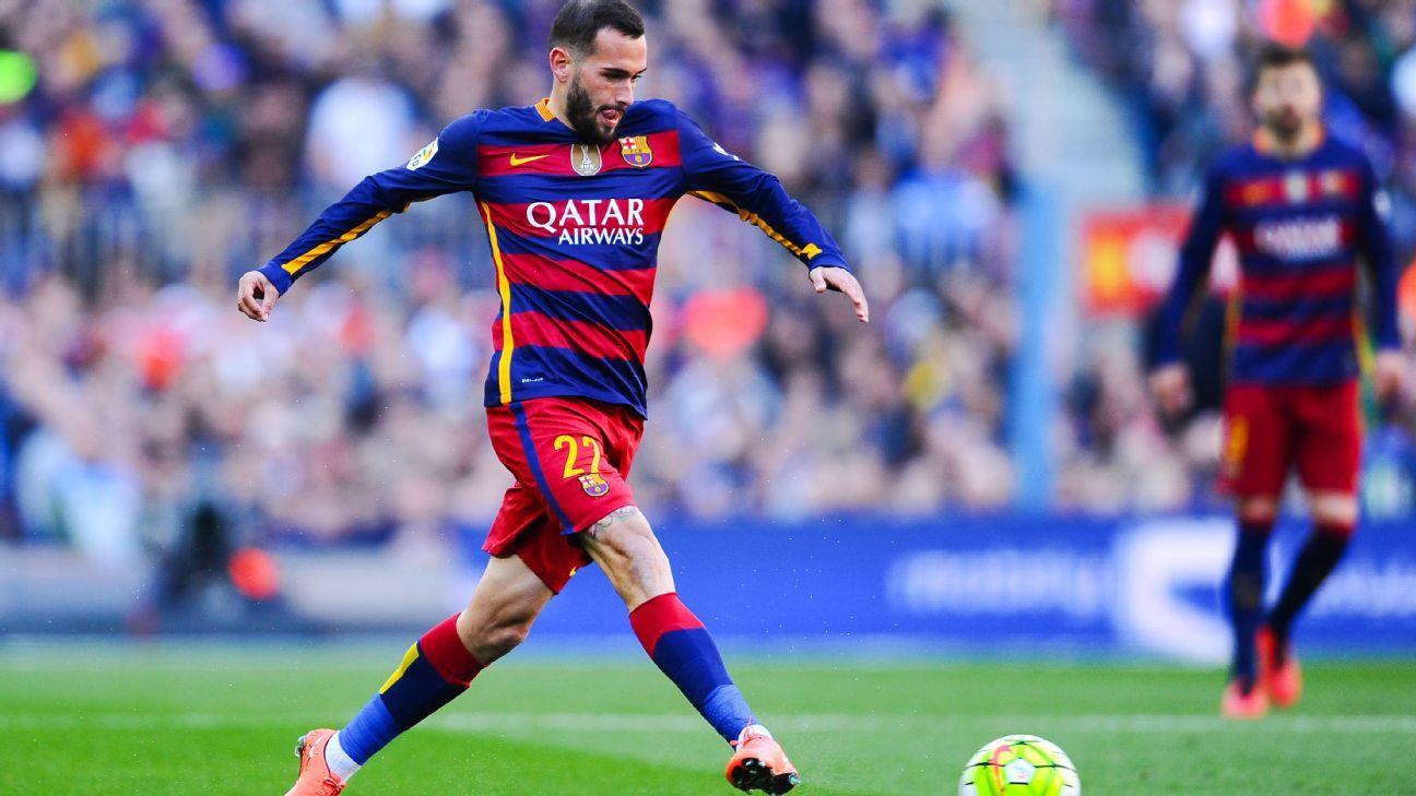 8d3439873b7 Why Barcelona full-back Aleix Vidal has fallen out of favour with Luis  Enrique