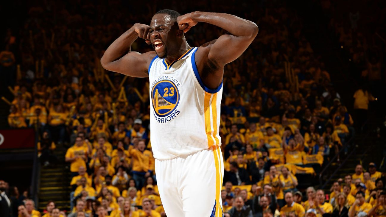 Draymond Green can recite names of each player drafted ...