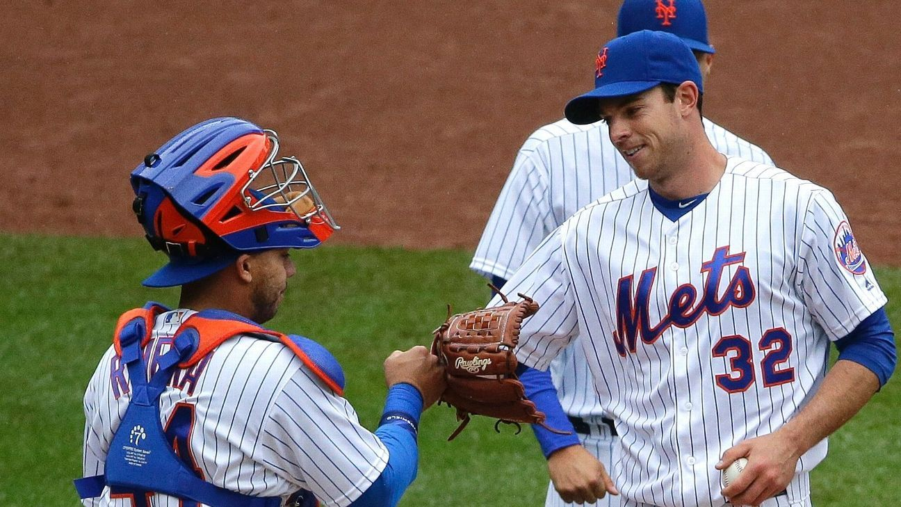 New York Mets' Steven Matz turns page on difficult start ...