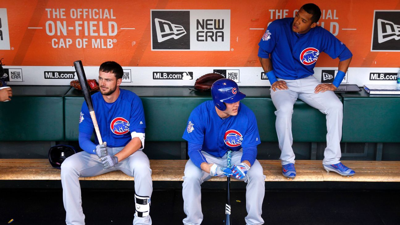 Cubs make history as All-Star rosters are named