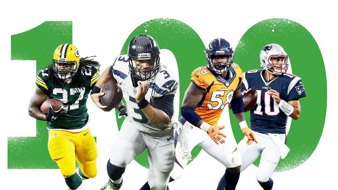 03a0936178f 100 NFL predictions that will frame 2016 season - Tom Brady, Ryan  Fitzpatrick, Eddie Lacy, J.J. Watt, Von Miller