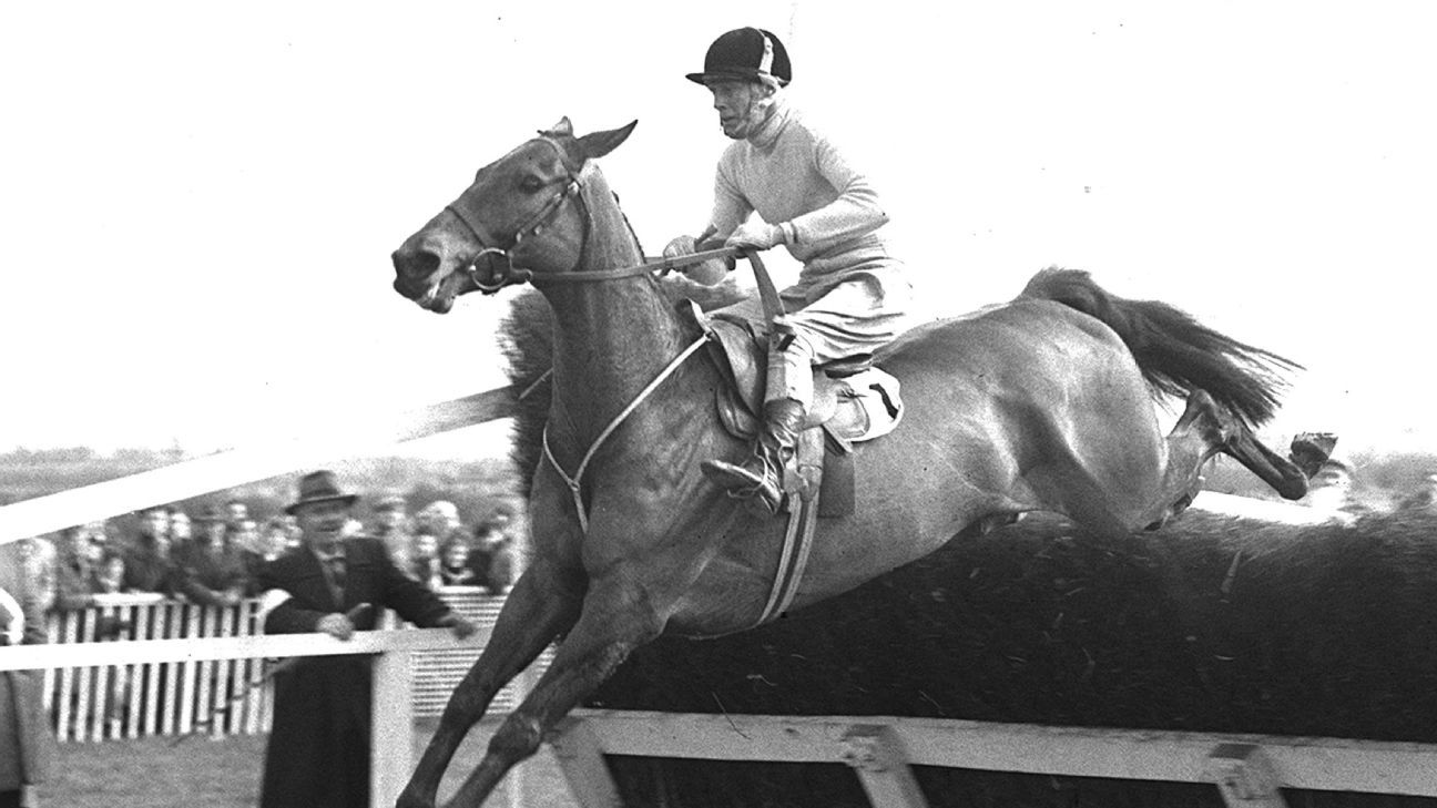 Ask Steven The Great Arkle What Was His Race Record
