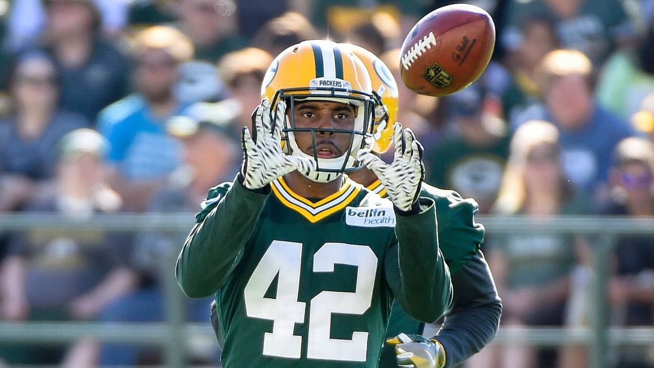 Pittsburgh Steelers to sign ex-Packers safety Morgan Burnett 6bcaf26ce