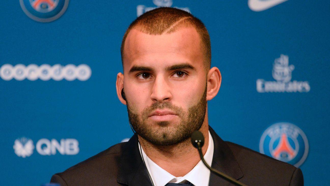 stoke sign psg forward jese rodriguez on season-long loan