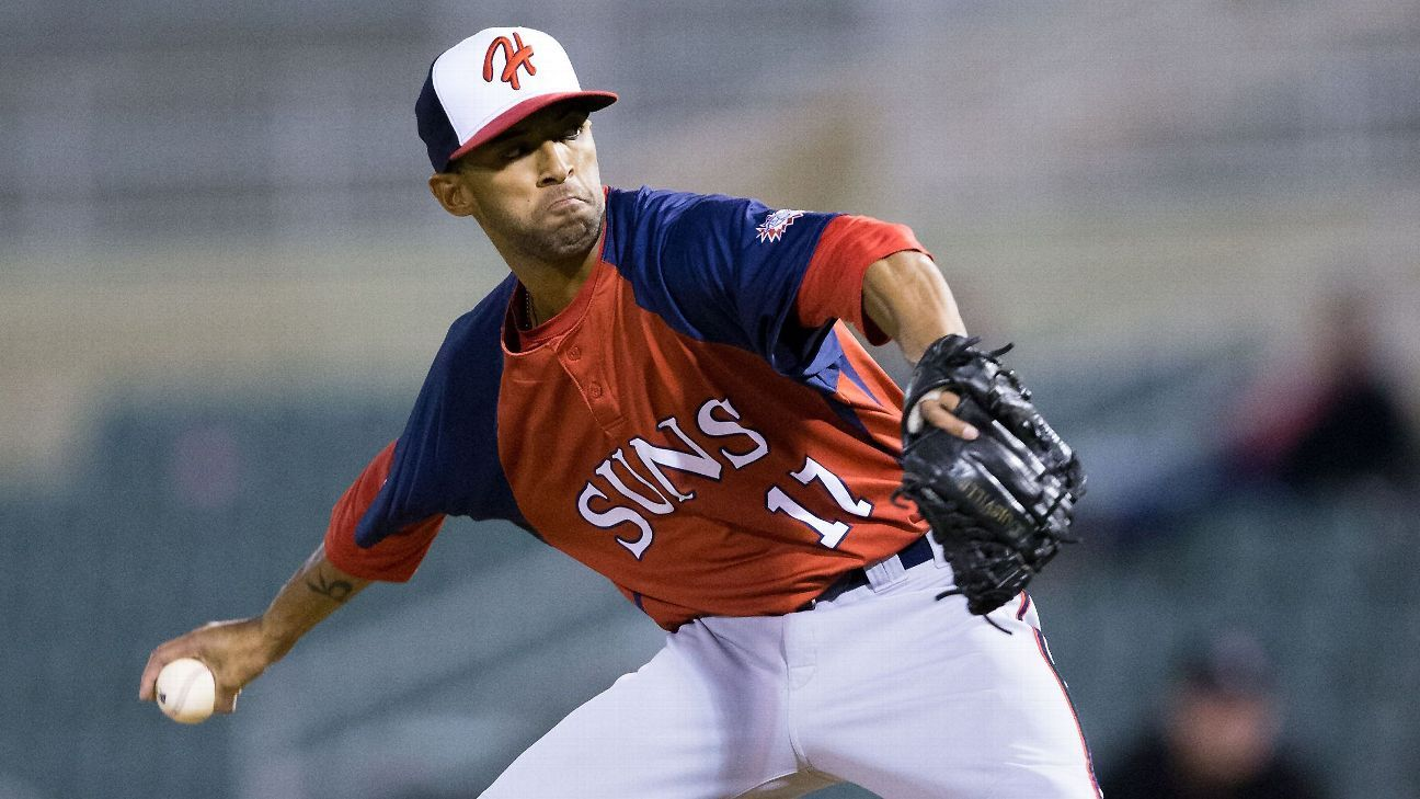 Mariano Rivera III isn't his dad, which is fine by him