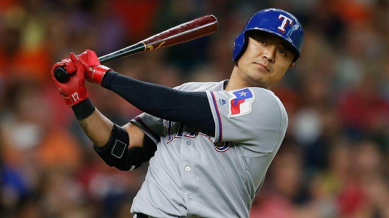 Texas Rangers Of Shin Soo Choo Set For Surgery On Broken