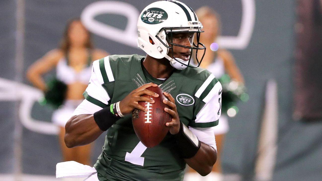 New York Jets name Geno Smith new starting quarterback