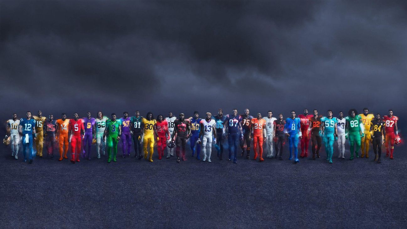 Tennessee Titans unveil Color Rush uniform for 2016 52f06de8b