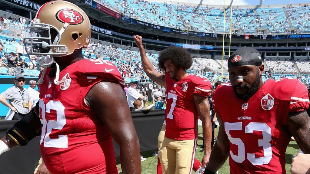 San Francisco 49ers QB Colin Kaepernick is most disliked player in ... b8c6621d2