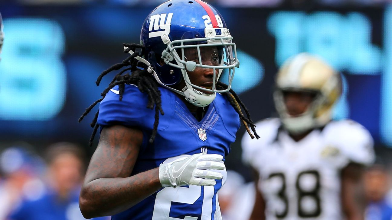 Saints Claim Former Giants Cb Janoris Jenkins