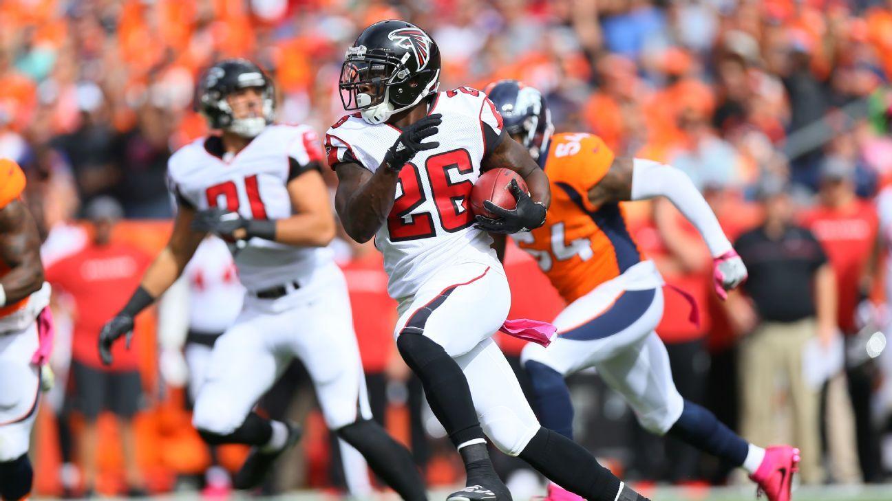 Fantasy football - Which Atlanta Falcons running back ...