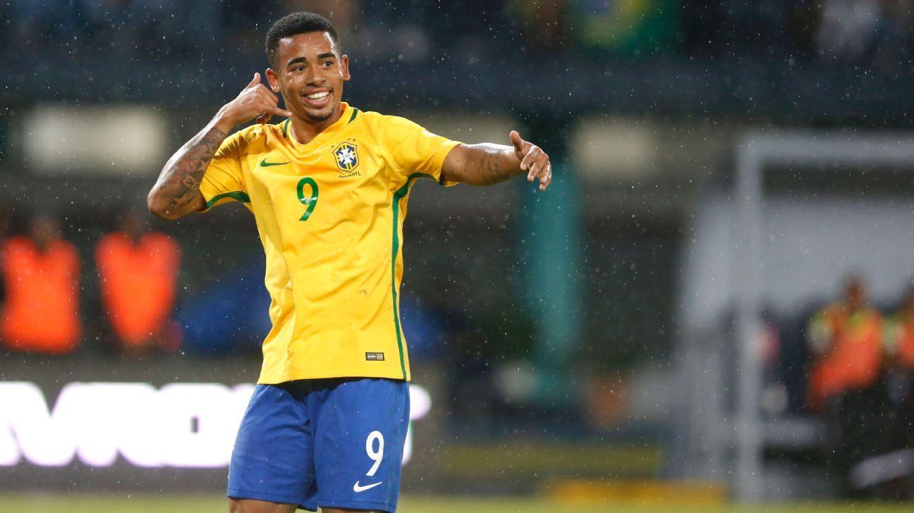 Image result for gabriel jesus - brazil