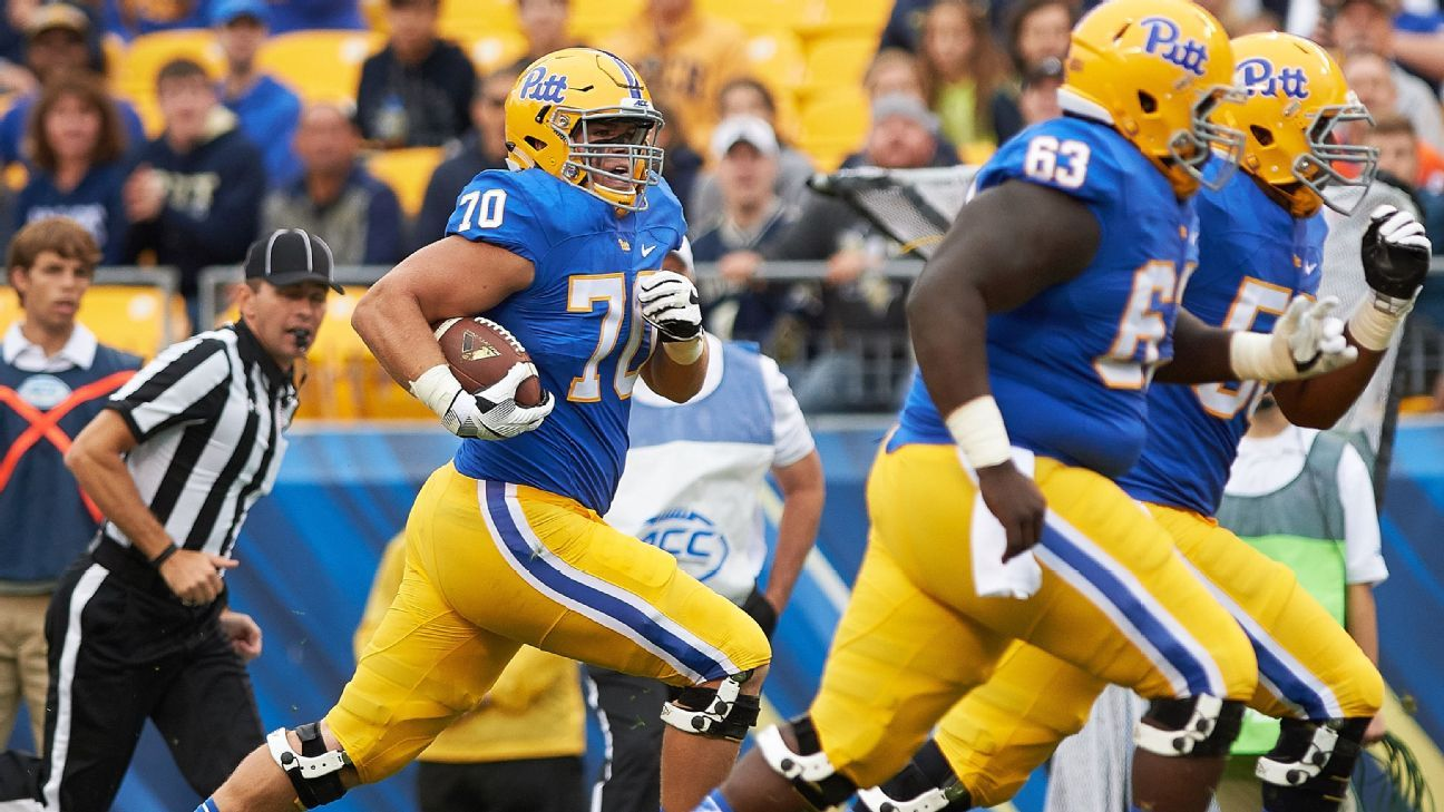 premium selection 642a9 4c989 Pittsburgh Panthers among best uniforms at midseason