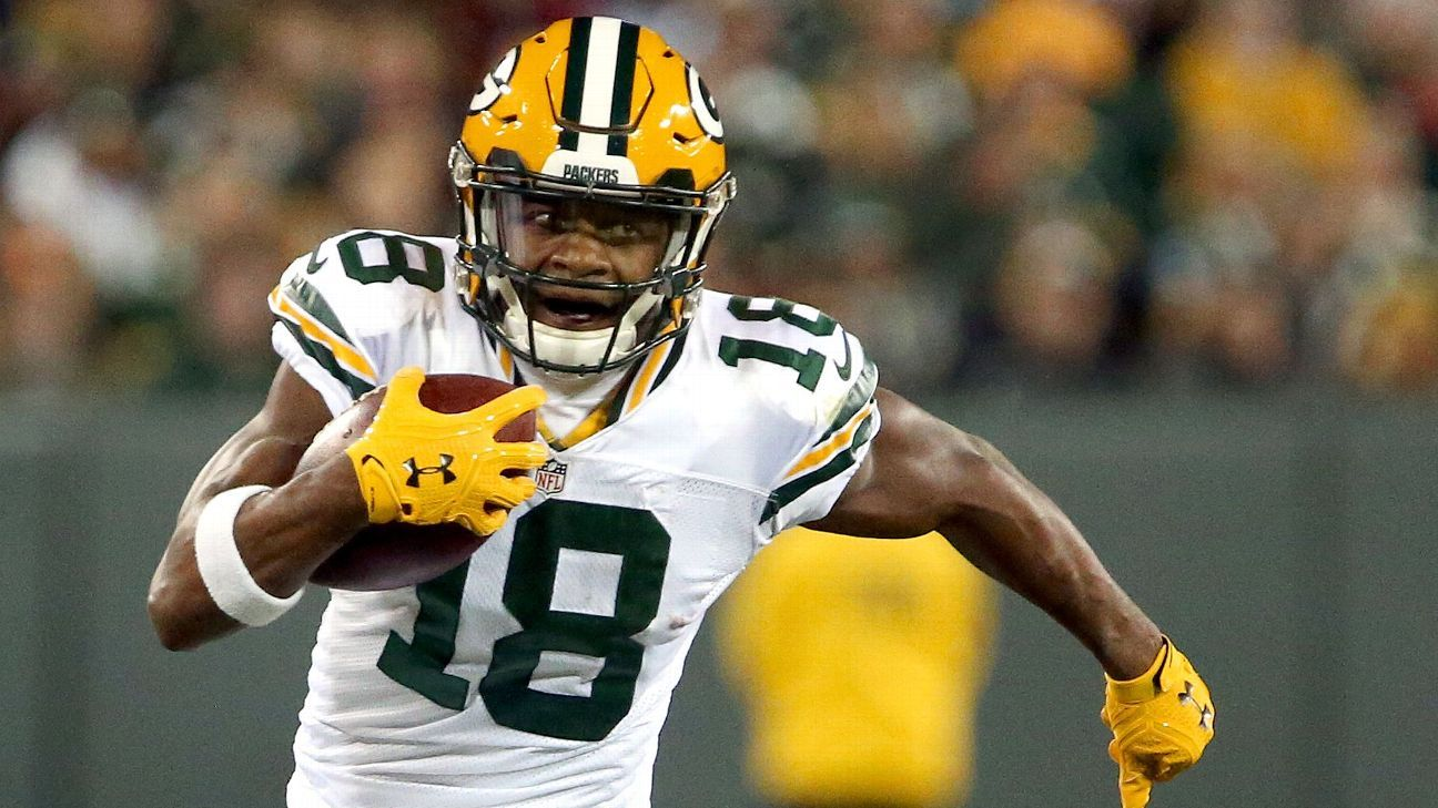 WR Randall Cobb expects trade back to Green Bay Packers, source says