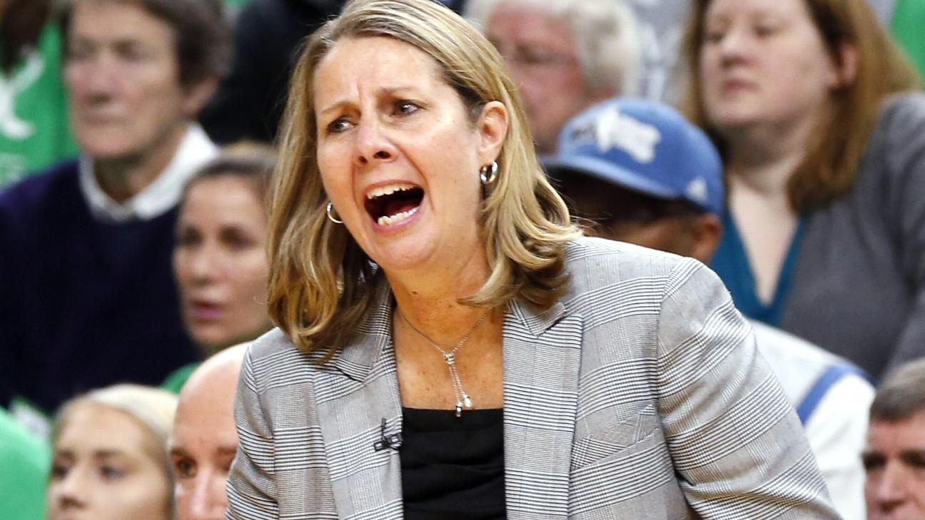 Lynx coach/GM Cheryl Reeve reaches 3-year deal through 2022 season