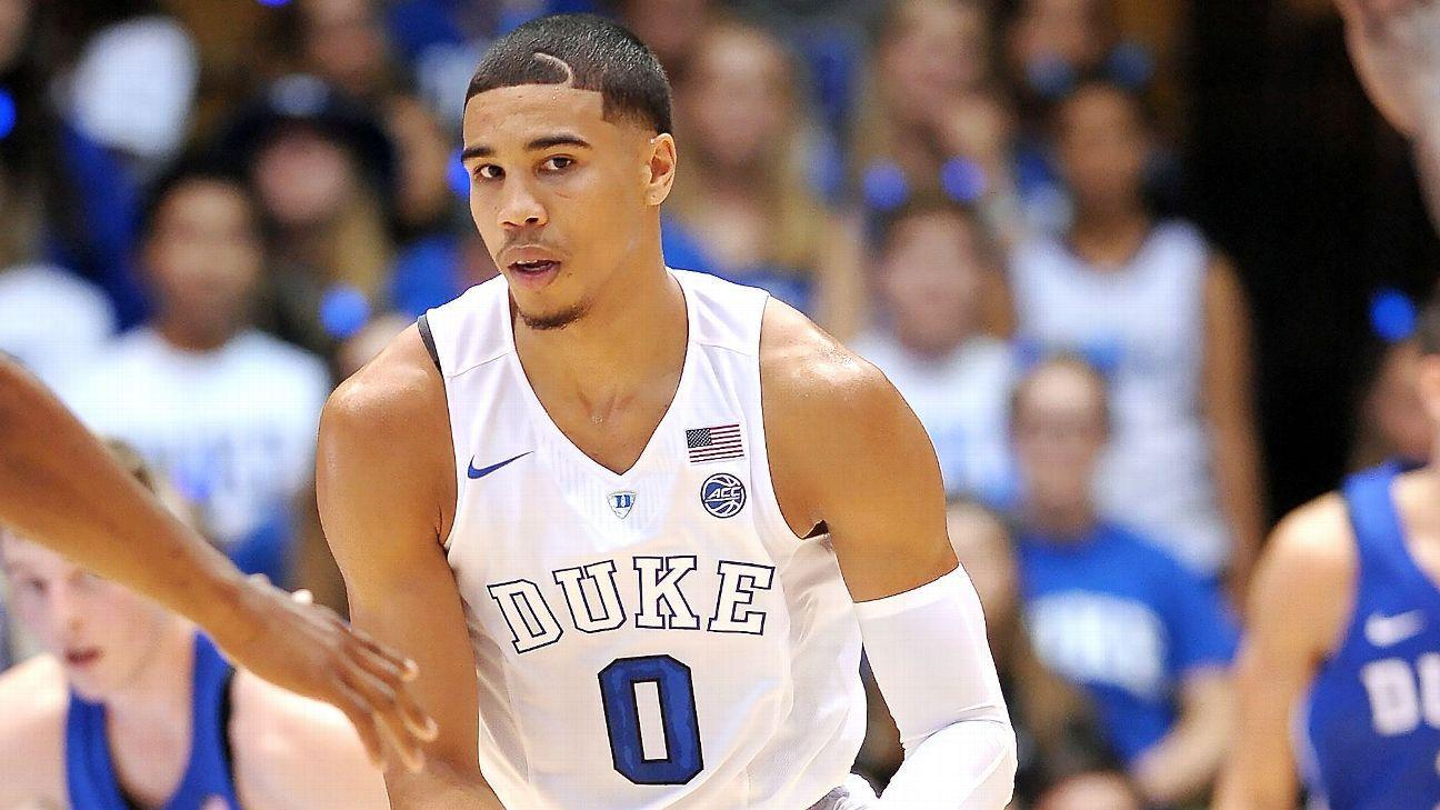 0a1e3c9f3 What to know about Duke Blue Devils guard Jayson Tatum