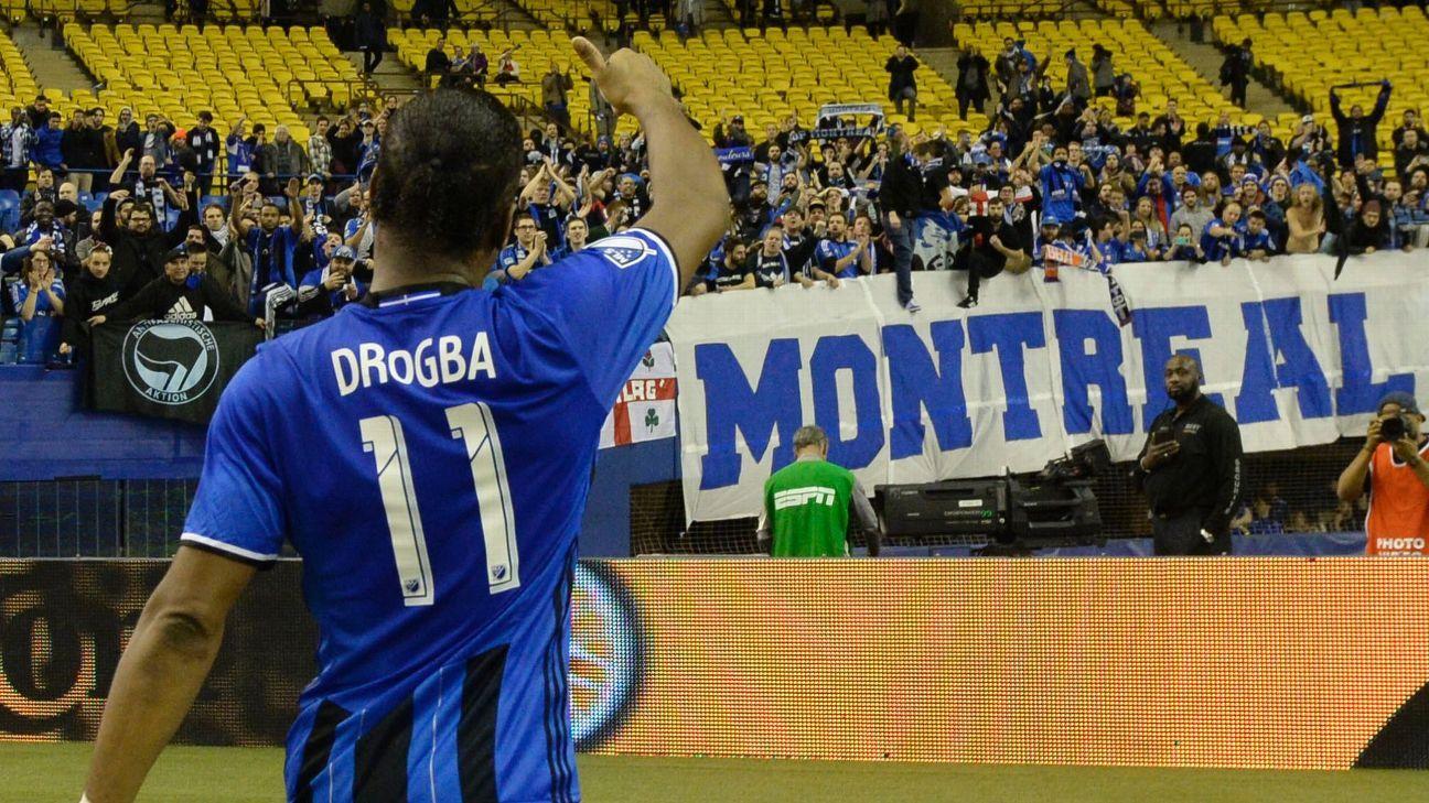 Drogba joins USL's Phoenix amid MLS bid