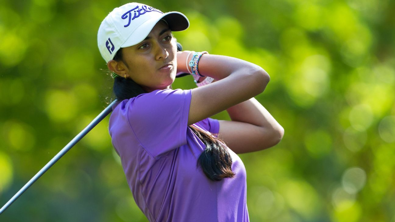 Aditi Ashok: Rio was all about the experience, but I'm here in Tokyo to win a medal