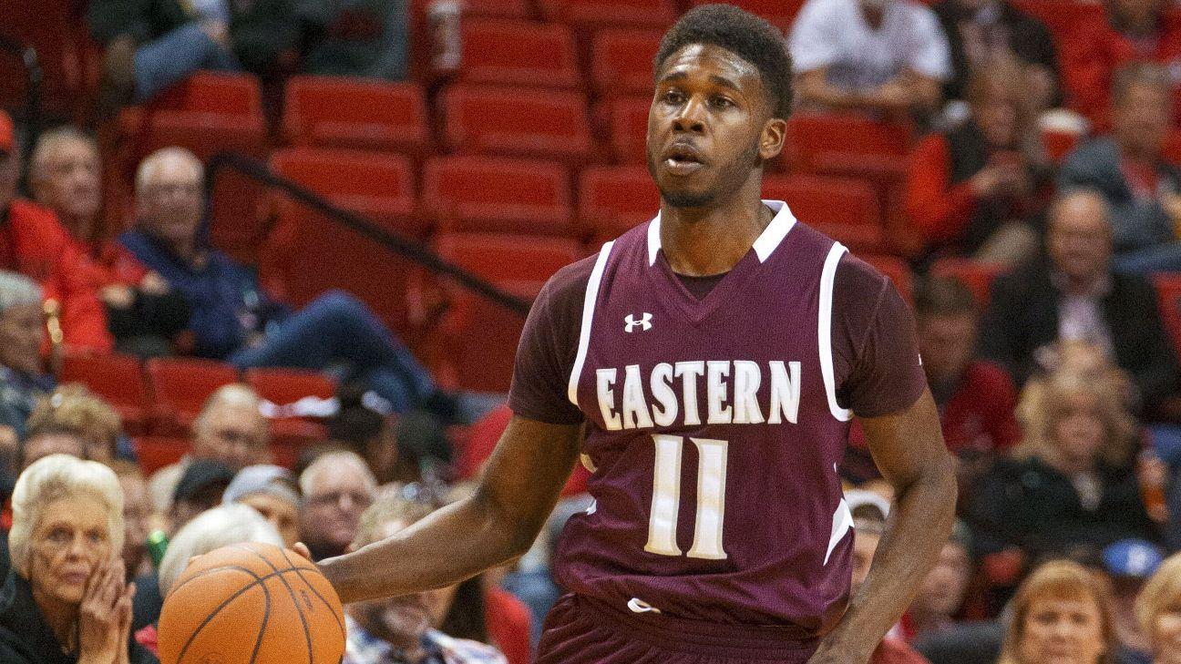 Nascar Racing Games >> Eastern Kentucky Colonels basketball player Jaylen Babb ...
