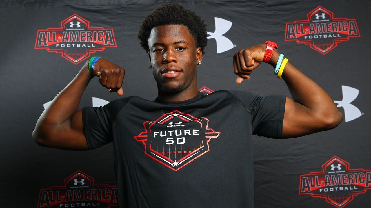 Jerry Jeudy, No. 4 wide receiver in ESPN 300, commits to ...