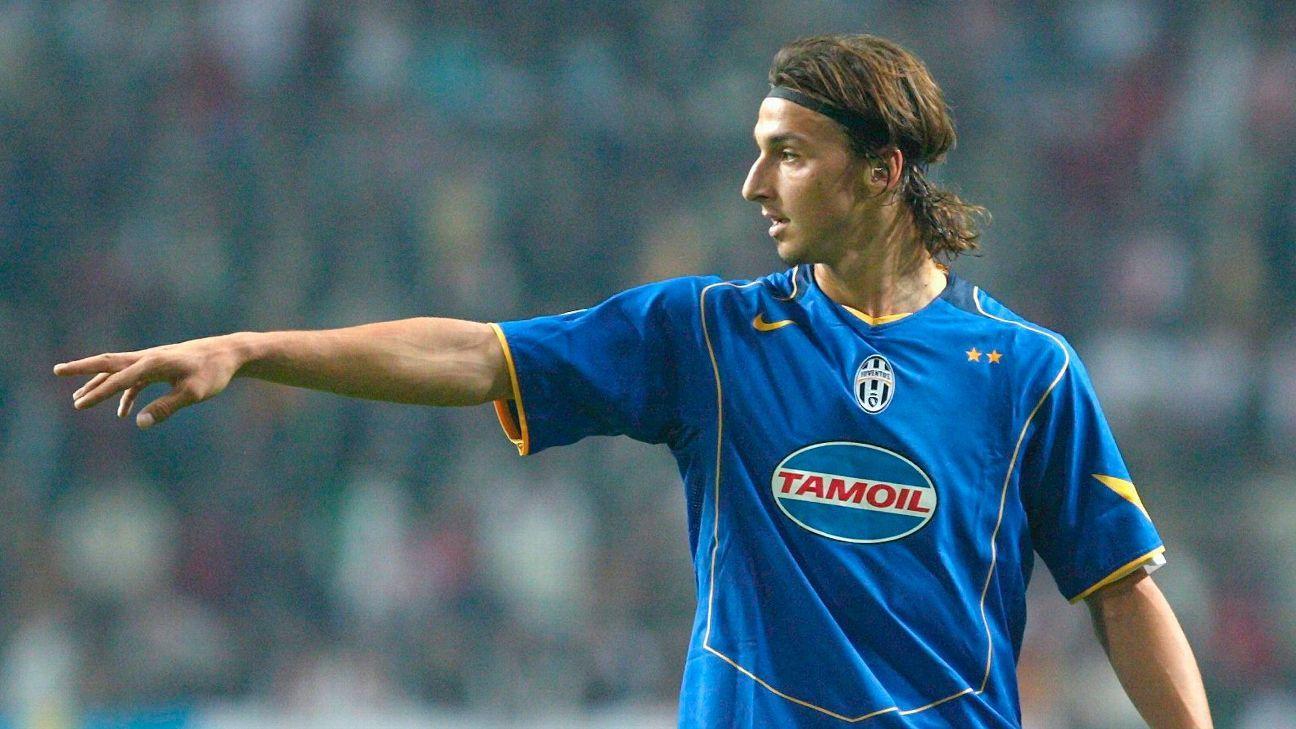 Zlatan Ibrahimovic Originally Meant To Play For Roma Not Juventus Mido