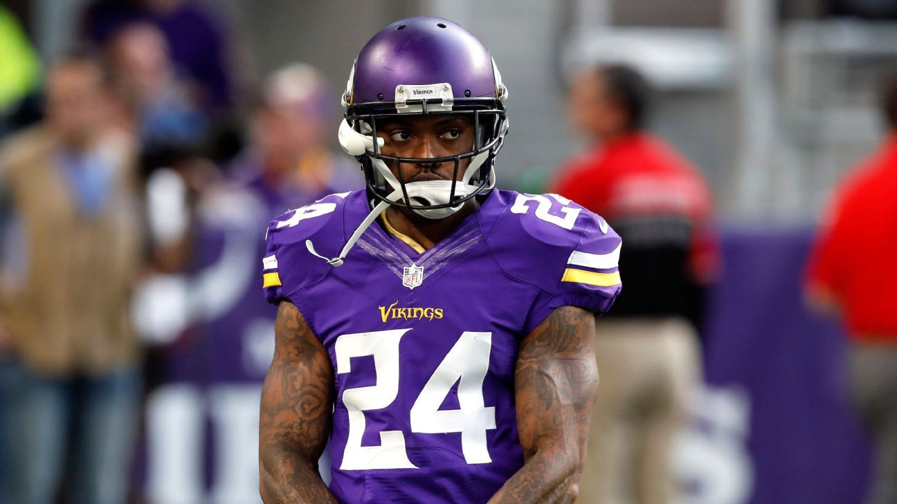 on sale 8641f 3d9cc Captain Munnerlyn nostalgic about time with Minnesota ...
