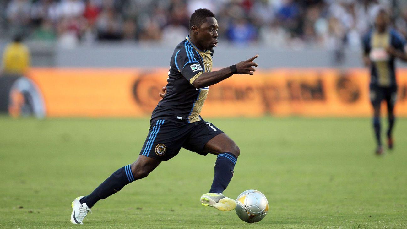 Freddy Adu on trial with new USL club Las Vegas Lights