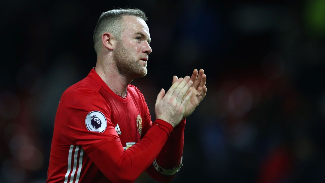 Mou: I will never force Rooney out of United