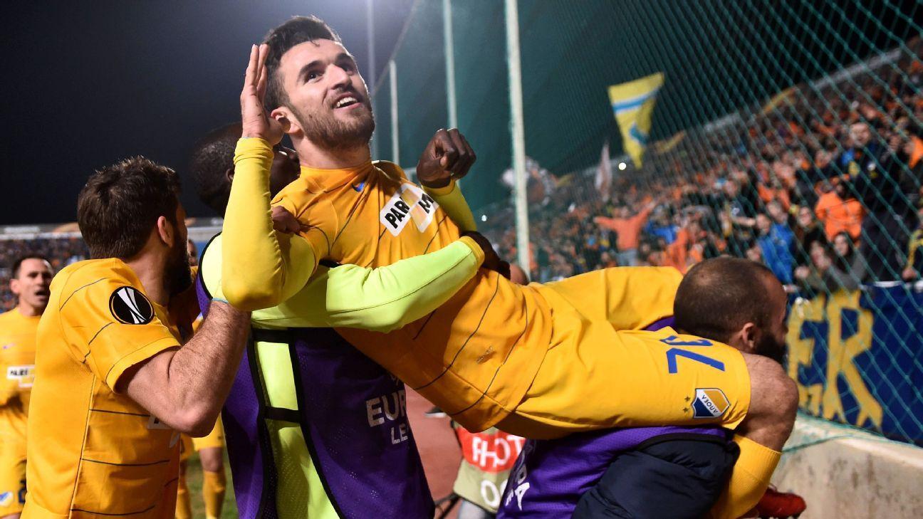 Europa: Tottenham exit, Roma advance