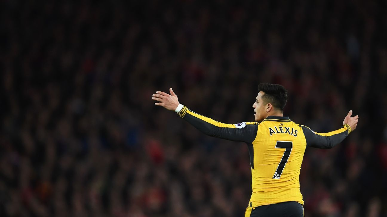 7060f6b6b Arsene Wenger handled Alexis Sanchez poorly