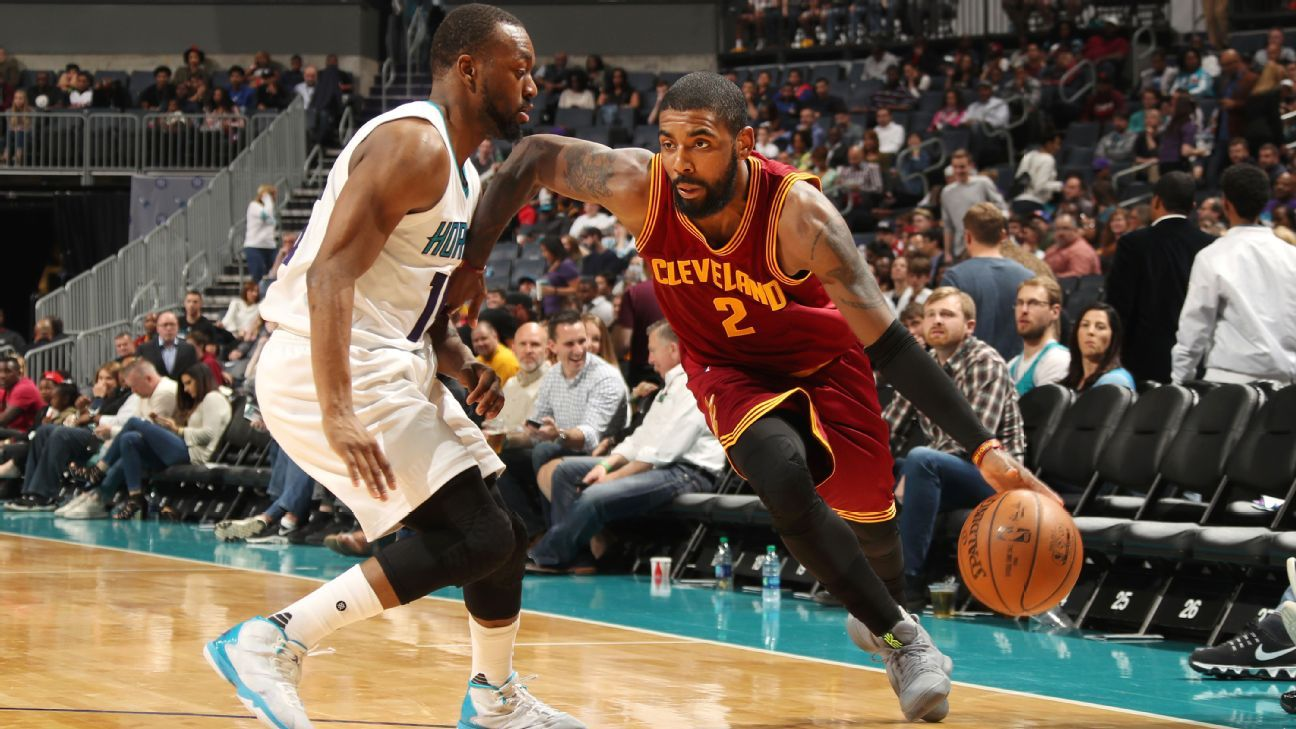 d43550fb1d8 Kyrie Irving again provides calming influence for Cleveland Cavaliers - Cleveland  Cavaliers Blog- ESPN