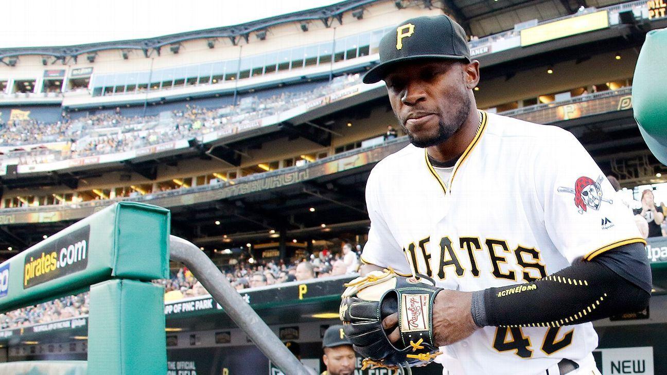 Pirates trade Starling Marte to Diamondbacks for two prospects