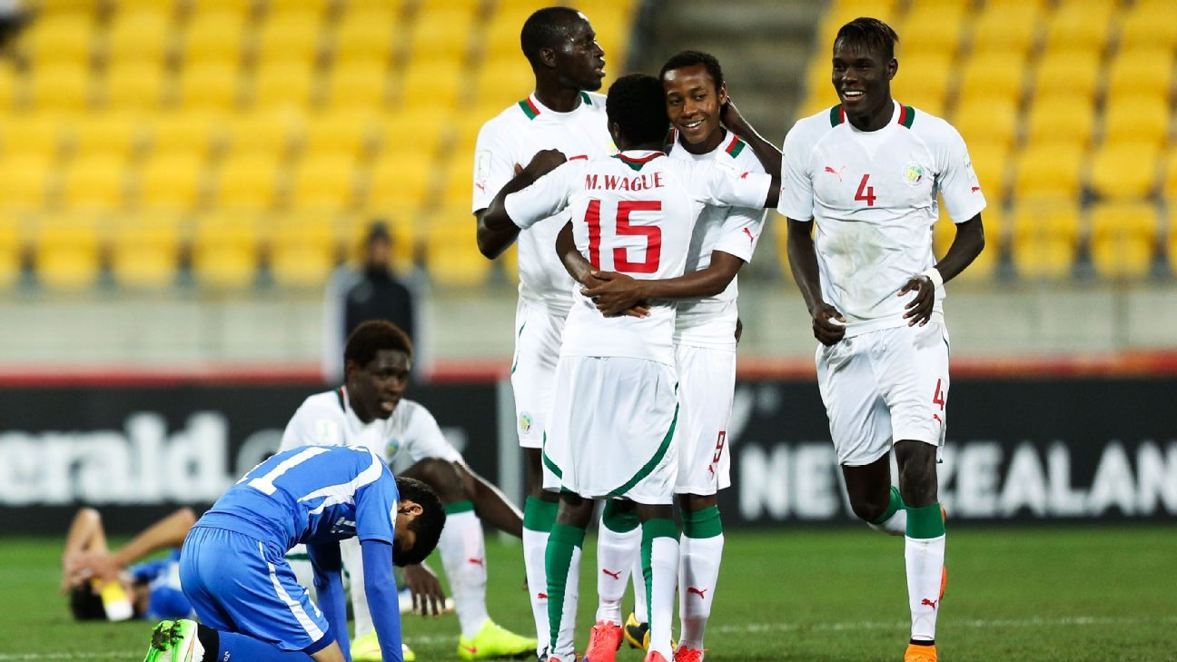 U20 WC groups - All you need to know