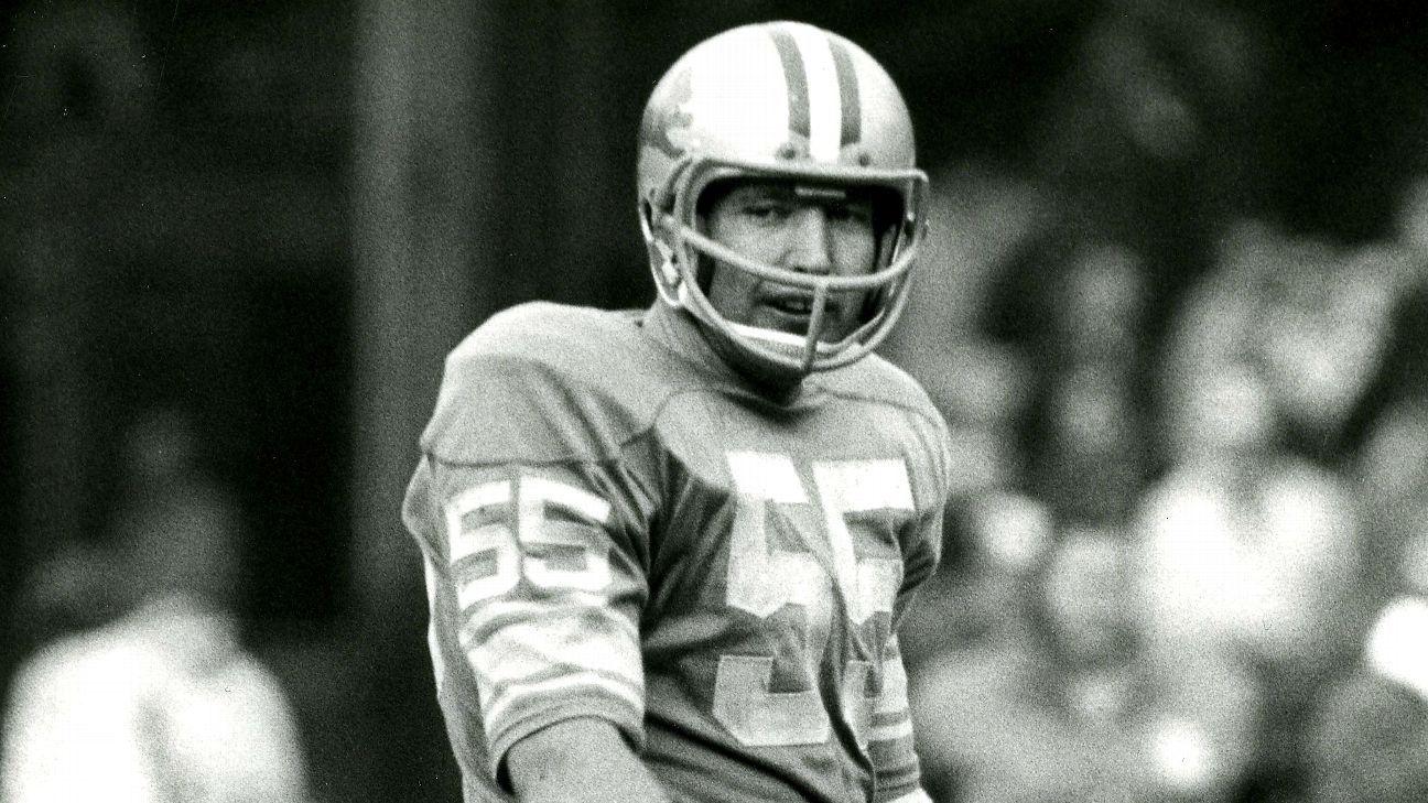 Dallas Power Sports >> Former Detroit Lions All-Pro linebacker, kicker Wayne Walker dies at age 80
