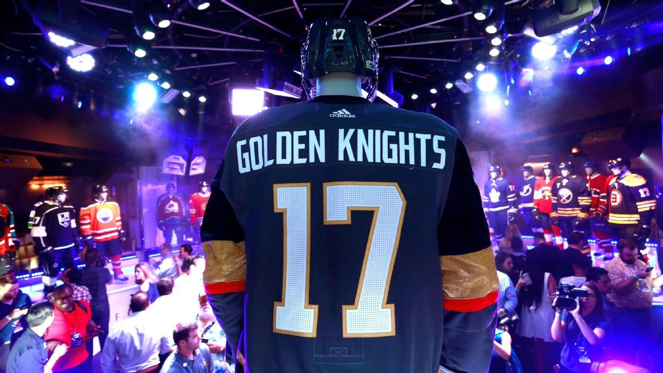 Vegas Golden Knights settle trademark over name with U.S. Army e8f243275259f