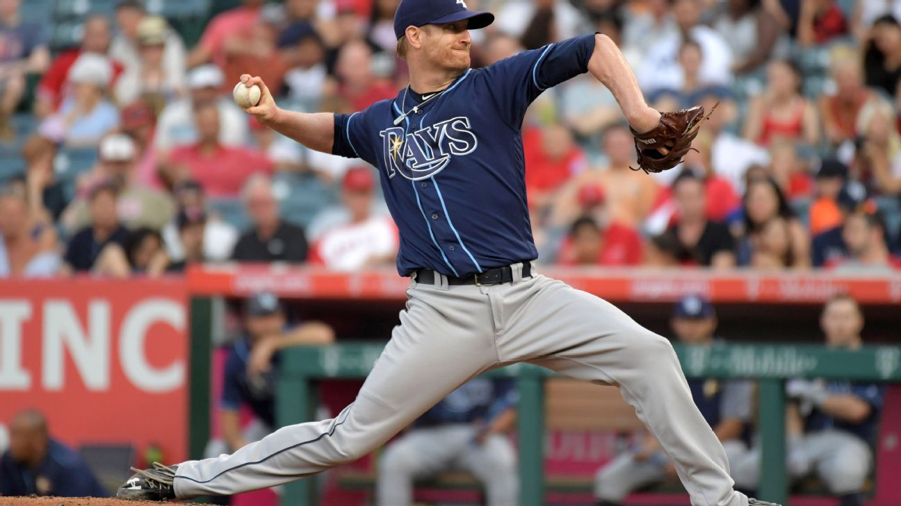 Mlb Fantasy Baseball Forecaster Starting Pitcher Projections For