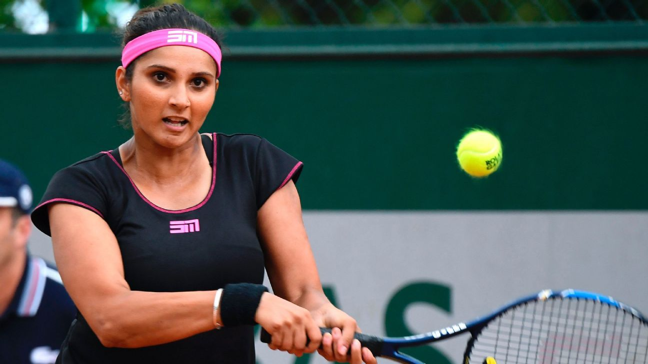 Sania 2.0: 'My return is more a way to prove to myself that I can compete again'