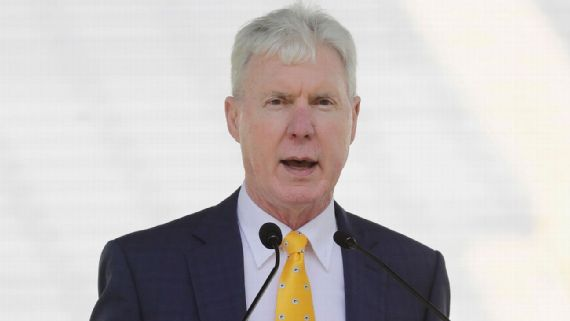 'We miss him down here': Ted Thompson's absence felt at ...
