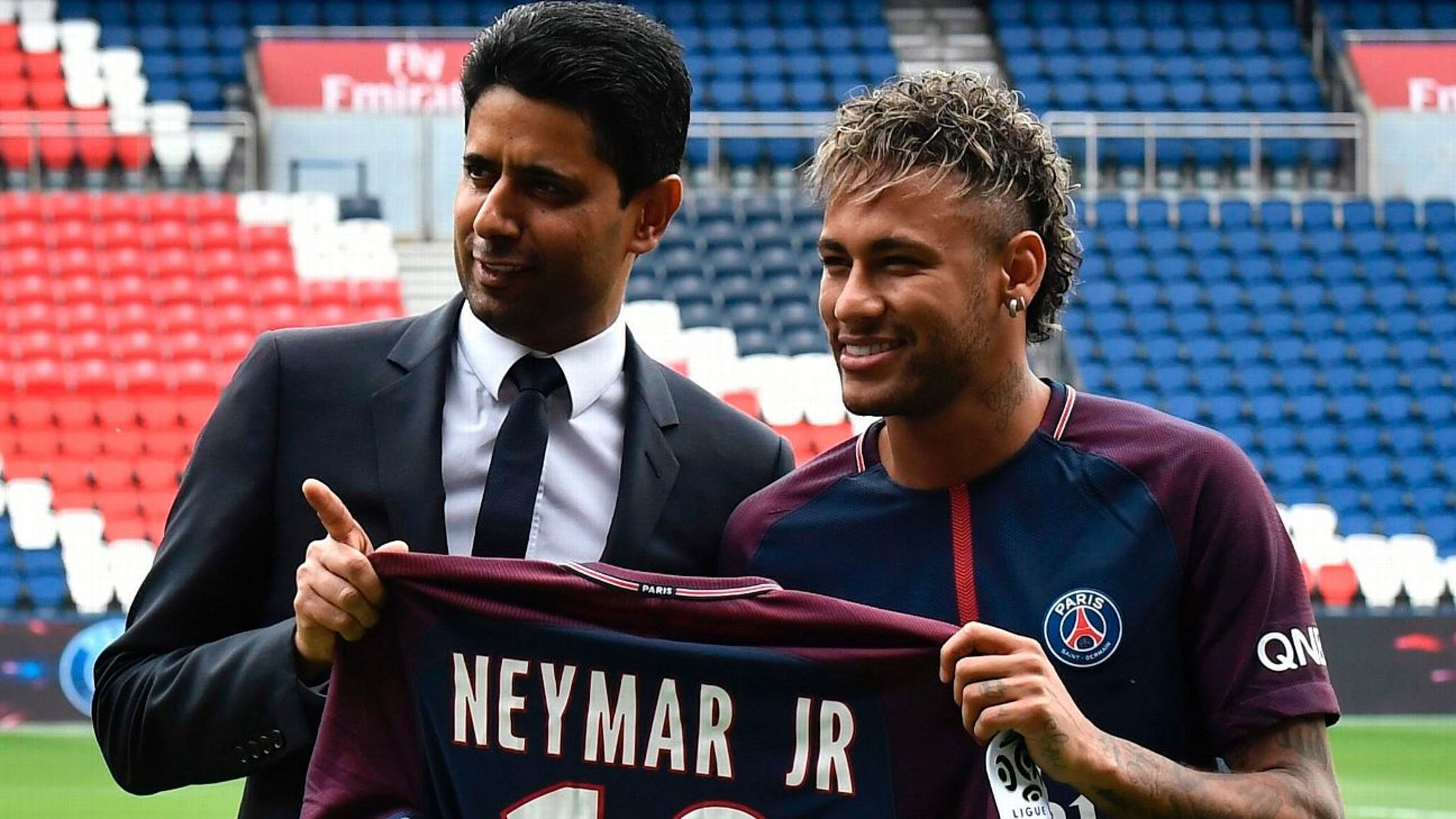 Most influential transfers ever: Neymar to PSG, Cantona to Man United, and more
