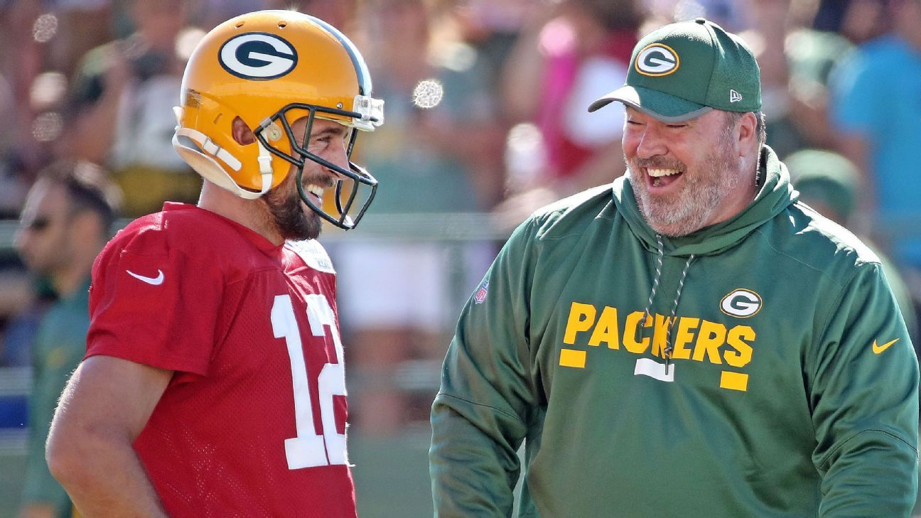 Aaron Rodgers among 16 veteran excused from Green Bay Packers minicamp 0734afcee