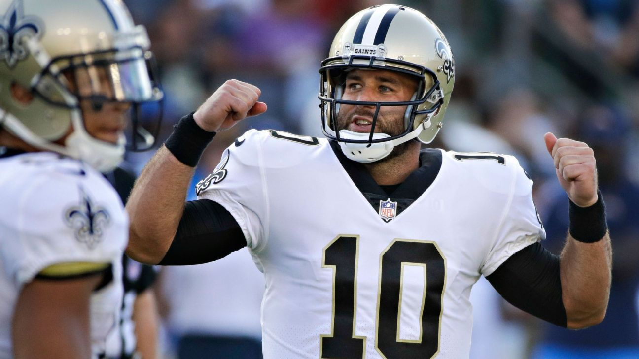 5a701930649 Chase Daniel joins Chicago Bears as backup QB