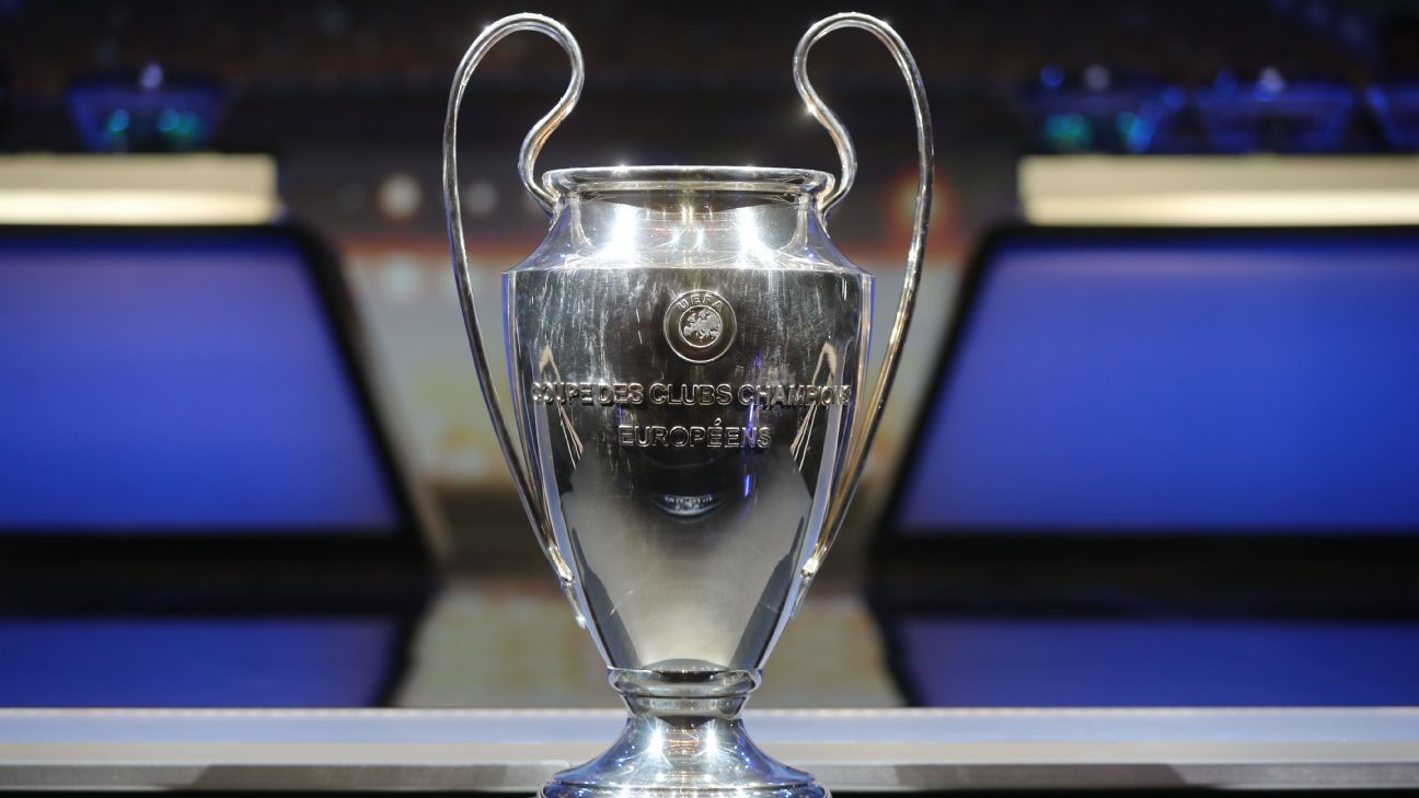 LIVE: Champions League group stage draw - ESPN India