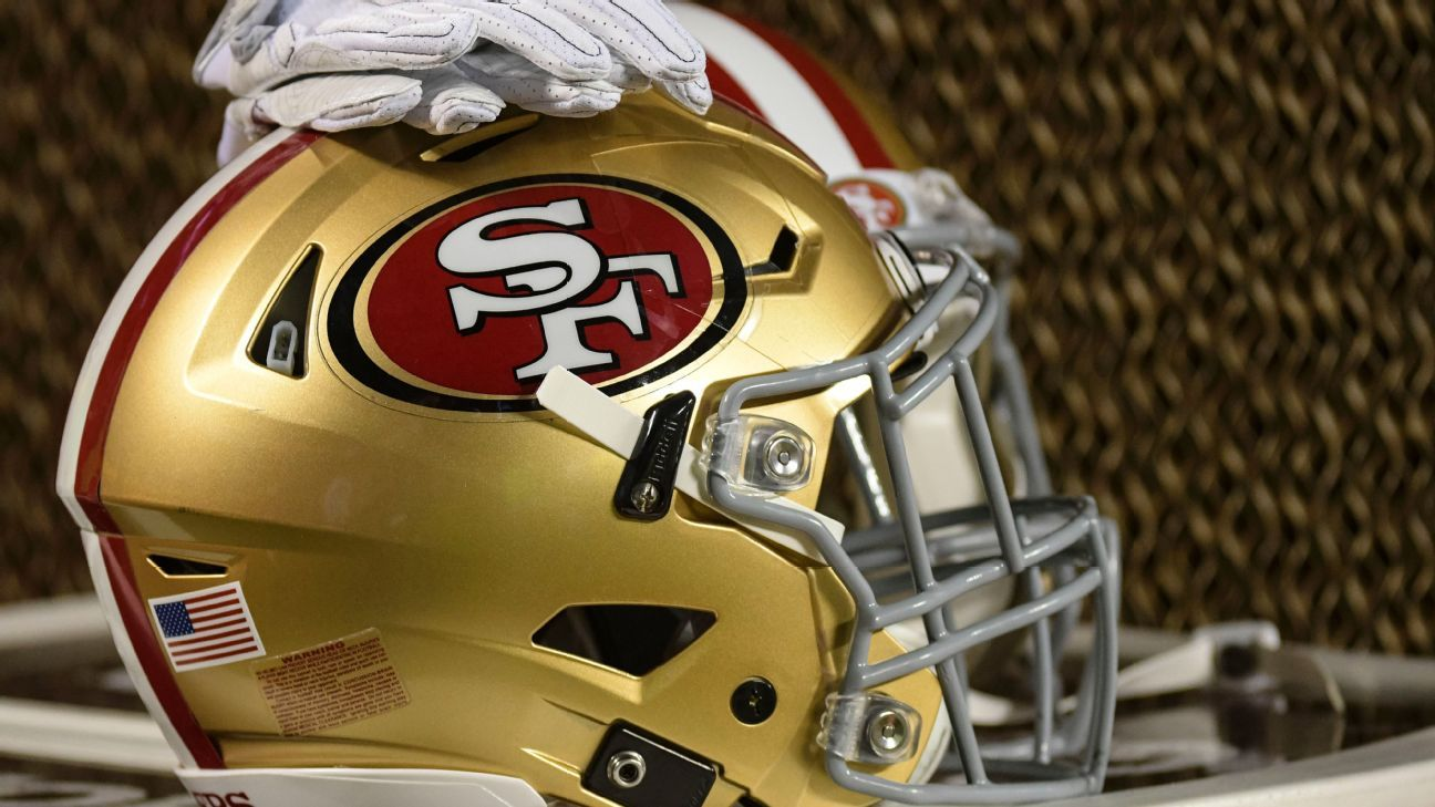 49ers' D.J. Jones going on injured reserve with ankle injury