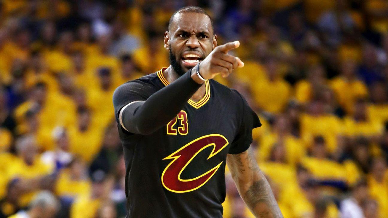 new style 5ae8f 8acf1 LeBron James rants about Boston Celtics fans burning Isaiah ...