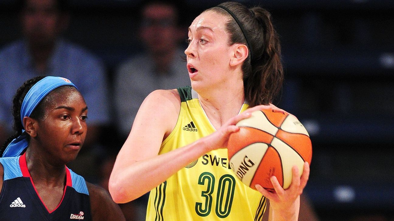 Why the Seattle Storm are the front-runners for the final ...