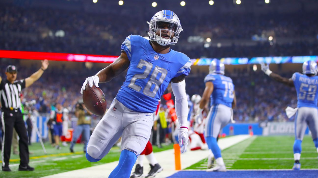 Lions' Quandre Diggs says family better be rooting for the Lions instead of the Chargers