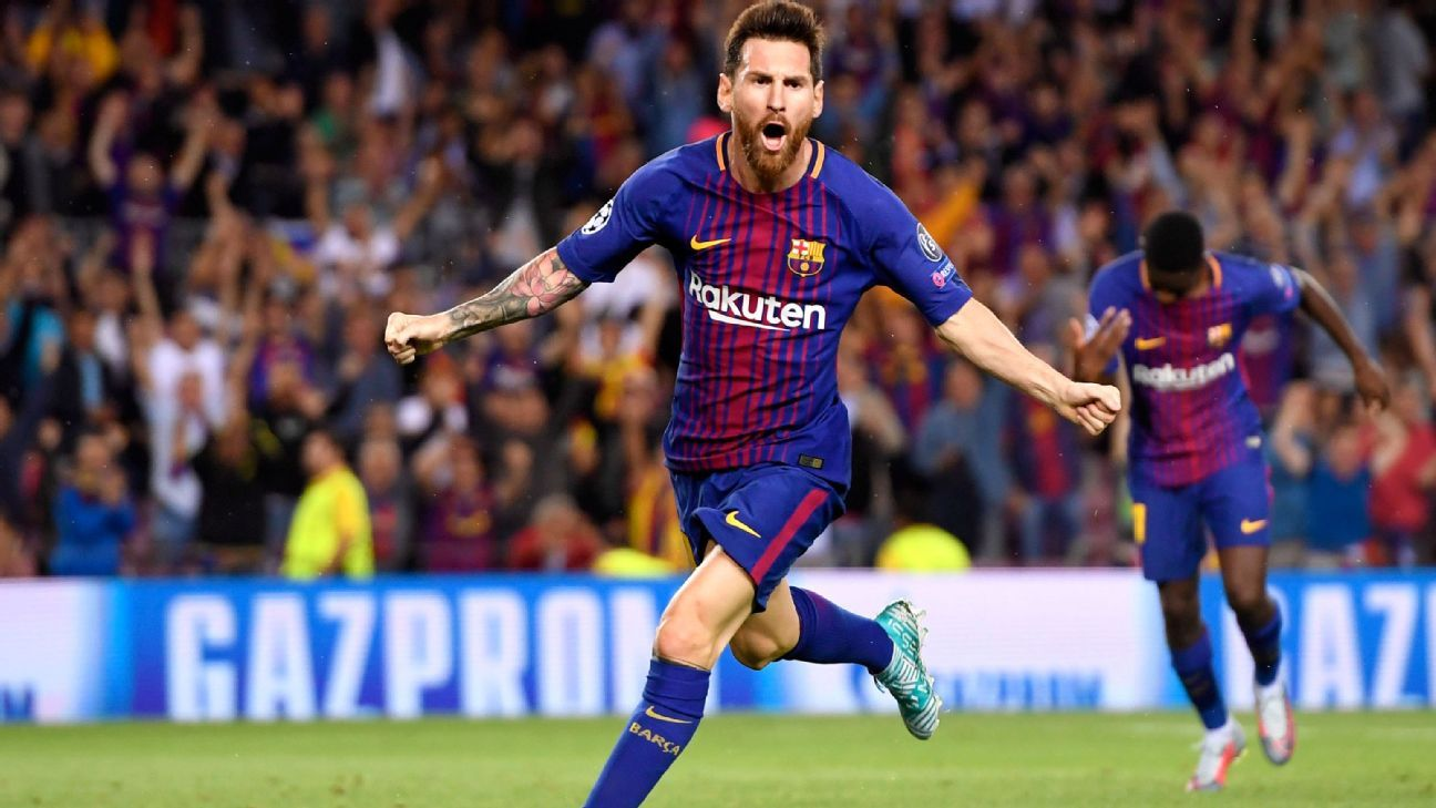 Barcelona planning to offer Lionel Messi a  lifetime  contract - CEO Oscar  Grau 517ac0e96